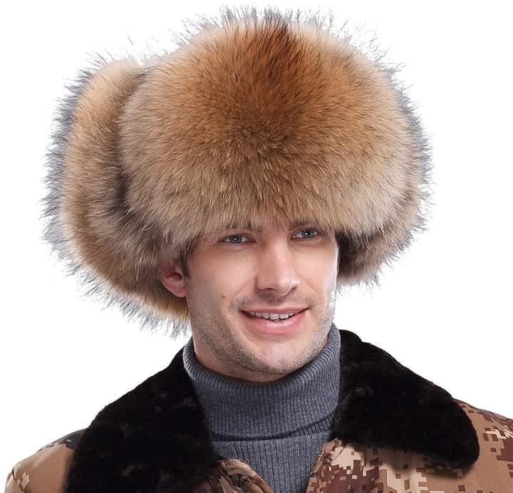 76988d5e282e9 Leather Trapper Hats Men - ShopStyle Canada