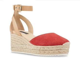 Nine West Audra Espadrille Wedge Sandal