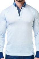 Maceoo Long Sleeve Polo Shirt