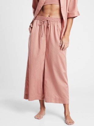 Athleta Cotton Dreams Sleep Culotte