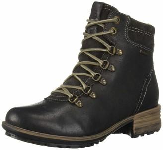 Josef Seibel Women's Sandra 66 Ankle Boot Black 40 Medium EU (9-9.5 US)