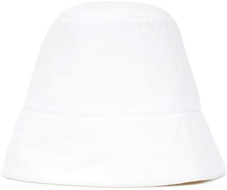 Jil Sander Exclusive to Mytheresa Cotton and linen hat