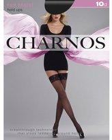 Charnos Ladies 1 Pair 10 Denier Run Resist Hold Ups In 4 Colours - -