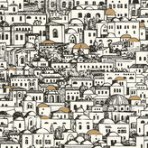 Fornasetti Mediterranea Wallpaper - 77/5016