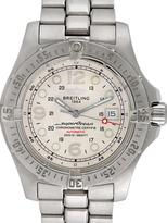 Breitling Vintage Super Ocean Stainless Steel Watch, 44mm
