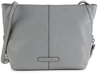Vince Camuto Top-Zip Leather Crossbody Bag