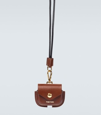 Tom Ford Leather AirPod case