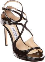 Jimmy Choo Lance 100 Patent Sandal