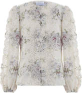 Zimmermann Iris Scallop Front Top