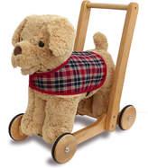 Dexter Dog Ride-On Push Toy