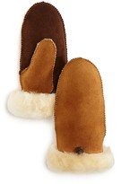 UGG Boys' Color Block Mittens - Sizes 2-6