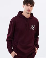 SikSilk Poly Tricot Hoodie