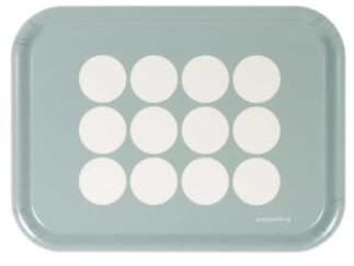 PAPPELINA Serving Tray Small Fia Pale 27 x 20 cm