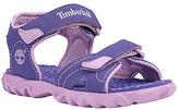 Timberland Girls' Splashtown 2-Strap Sandal Preschool