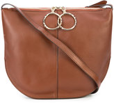 Nina Ricci hoop crossbody bag - women - Leather - One Size
