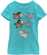 Fifth Sun Blue Unicorn Fusion Tee - Toddler & Girls