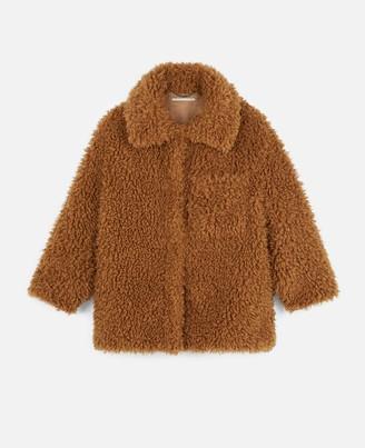 Stella McCartney FUR FREE FUR Josephine Coat, Women's