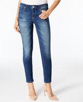 Mavi Jeans Alexa Tribeca Dark Indigo Wash Skinny Jeans