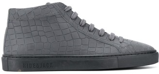 Hide&Jack Essence Tuscany high-top sneakers