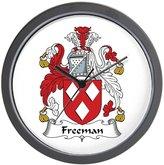 """CafePress - Freeman - Unique Decorative 10"""" Wall Clock"""