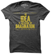 Arquebus Clothing An Idea Is Salvation Tee Women's