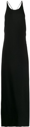 Jil Sander Halterneck Maxi Dress