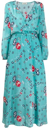 Zadig & Voltaire Rikko Daisy robe dress