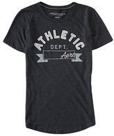 Aeropostale Womens Athletic Dept Graphic T Shirt