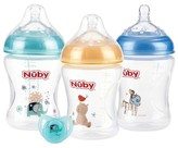 Nuby Natural Touch Baby Bottle Set of 3 - 9oz