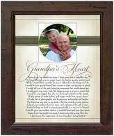 Grandparent Gift Co. The The Grandparent Gift Heart Collection 8x10 Frame