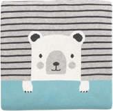 Elegant Baby Bear Blanket