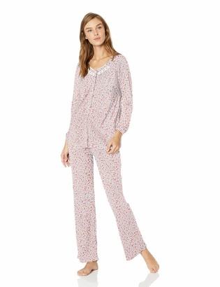 Aria Women's Long Sleeve Pajama Set