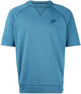 Nike short sleeve sweatshirt - men - Cotton - S