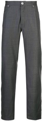 Brunello Cucinelli straight leg suit trousers