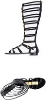Grey Mer Toe strap sandals - Item 11293836