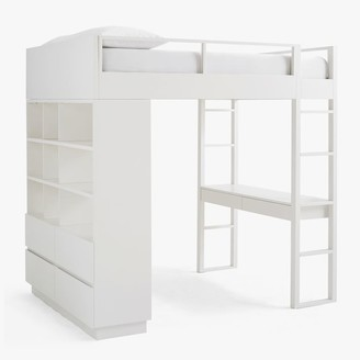 Pottery Barn Teen Bowen Loft Bed