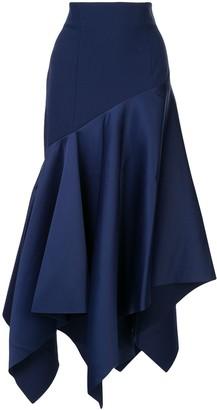 SOLACE London Asymmetric Style Skirt