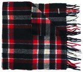 DSQUARED2 tartan check scarf