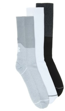 Under Armour Phenom Men's Crew Socks - 3 Pack