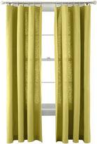 Martha Stewart MarthaWindowTM Caldwell Solid Ring-Top Curtain Panel