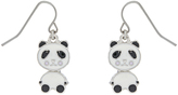 Accessorize Panda Short Drop Earrings