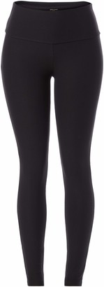 Spalding Women's Misses Activewear High Waisted Polyester Full Length Legging