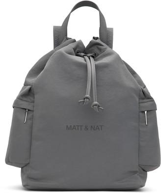 Matt & Nat ISLA Diaper Bag - Black