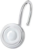 Elegant Home Fashions Circle Shower Hooks (Set of 12)