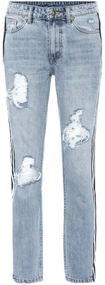 P.E Nation Traction girlfriend jeans