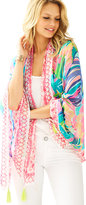 Lilly Pulitzer On The Square Scarf