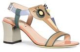 Fendi Women's Stud Fantasia Sandal