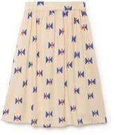 Bobo Choses Butterfly Midi Skirt