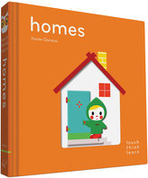Chronicle Books Touch think learn: homes