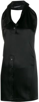 Y/Project Halterneck Mini Dress